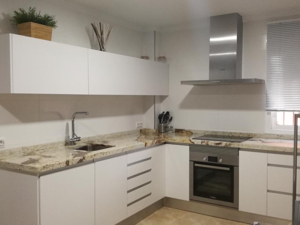 Creaciones estilo carpinter a cocinas muebles - Instaladores de cocinas ...